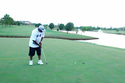 """Mark from Calli golfing at """"The Links"""" Friday June 18, 2010"""