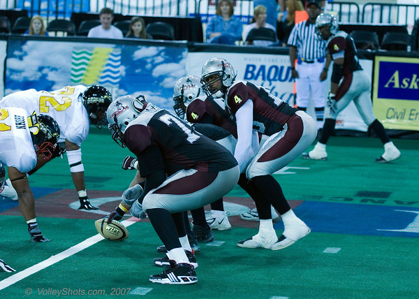 Osceola Ghostriders Indoor Football, 18 Mar  07