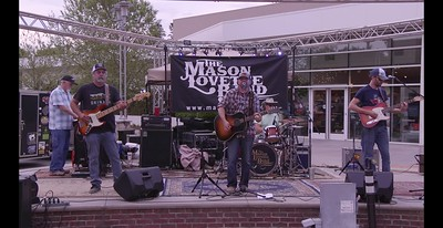 "Mason Lovette Band  ""Why Don't We Just Dance?"""