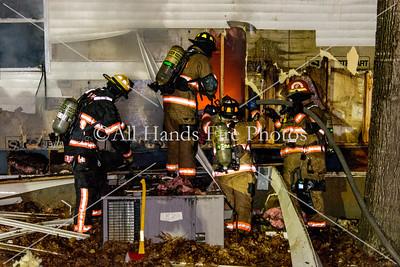 20180308 - Unincorporated Mount Juliet - Fatal House Fire