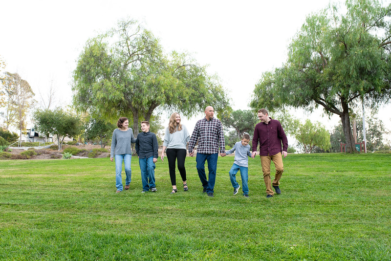 Hodges Family 2020