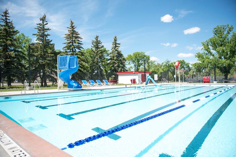 Alexandra Outdoor Pool