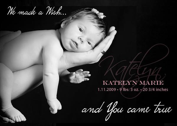 Katelyn - Newborn