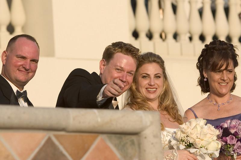 2004 07/04: Dan and Britton's Wedding Ceremony