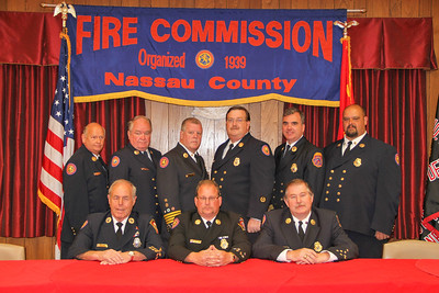 Fire Commission Dinner 2013-- 5/8/13
