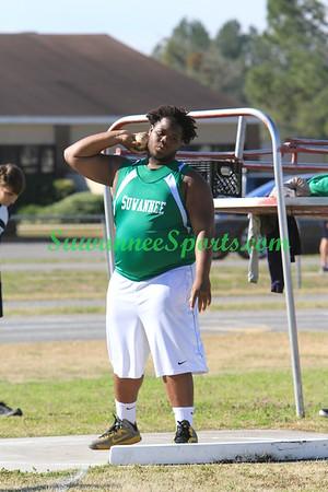 Suwannee High School Track 2016