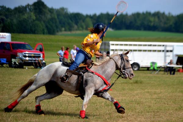 South Regions Pony Club at CPC 8-18-2012