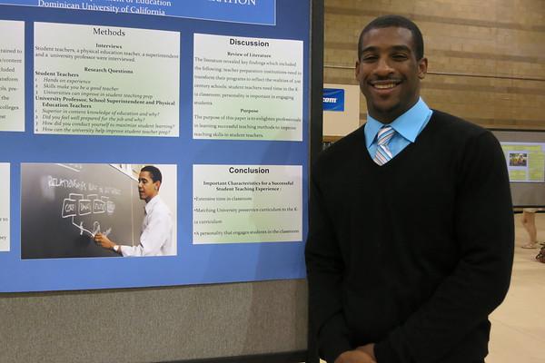Liberal Studies graduation & Poster Showcase 2013