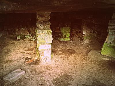 Grotte du curé (02/2015)