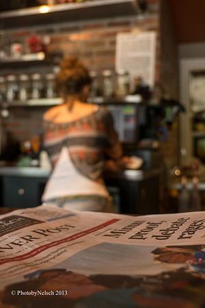 Caffe Sanora Denver