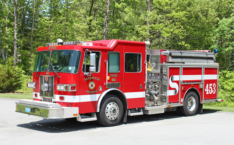 Engine 453   2009 Sutphen   1500 / 750