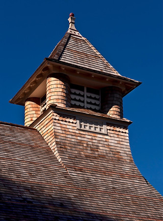 Towers, Turrets, Steeples & Cupolas