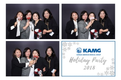 KAMG Holiday Party (Studio Booth)