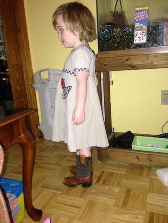 Gracie's Fashion Sense