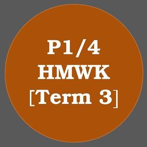 P1/4 HMWK T3