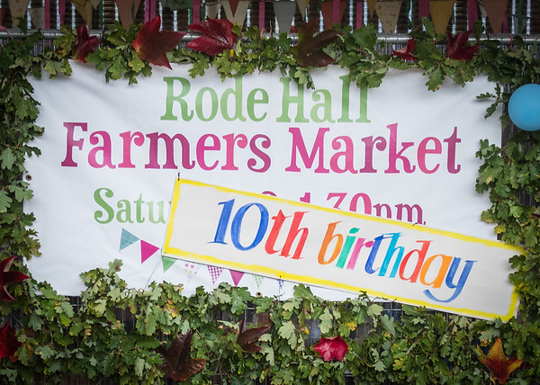 Rode Hall Farmers Market - Oct 17 - 10th Anniversary