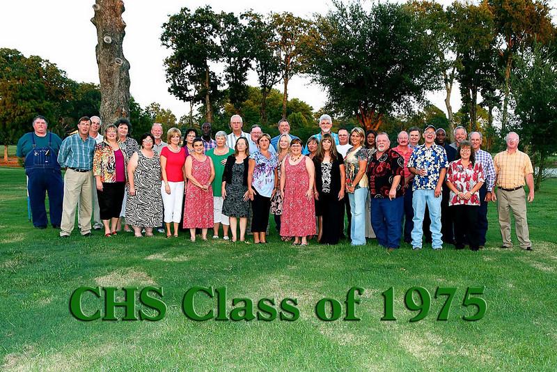 CHS Class of 75