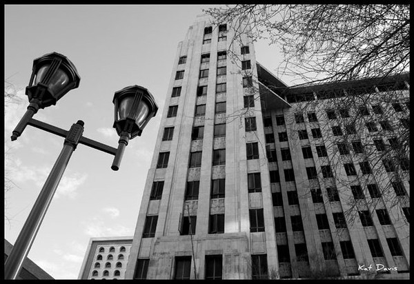 The Professional Building in downtown Phoenix.