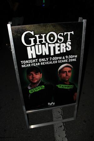Ghost Hunters: 10-07-10