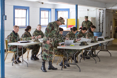 2nd Co Gov Horse Guard Recruit Training  2014