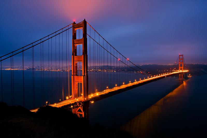 San; Francisco; Golden; Gate; Bridge; California