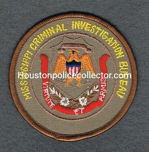 Mississippi CRIMINAL INVESTIGATION BUREAU