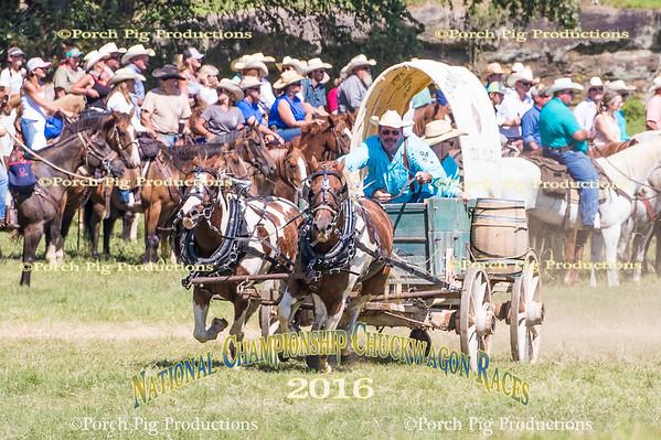 Saturday Classic Wagons 2016 National Championship Chuckwagon Races