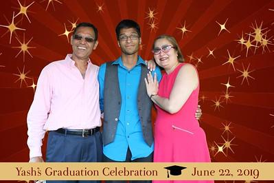 Yash's Graduation Celebration