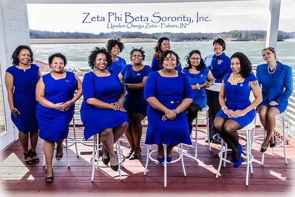 2014 Spring Zeta Phi Beta - Fishers