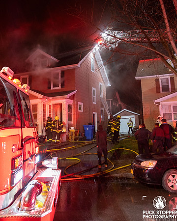 Dwelling Fire - 712 Cedarwood Ter, Rochester, NY - 3/28/21
