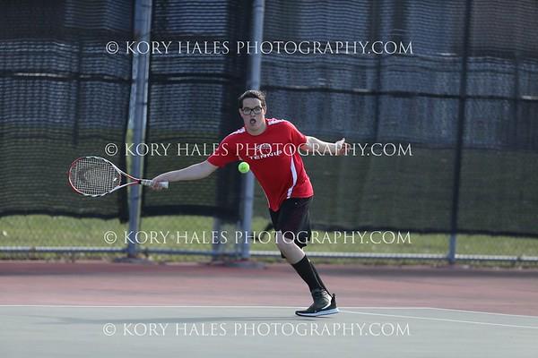 2019 Tennis Season--High School Boys