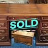 Vintage Sligh Executive Desk