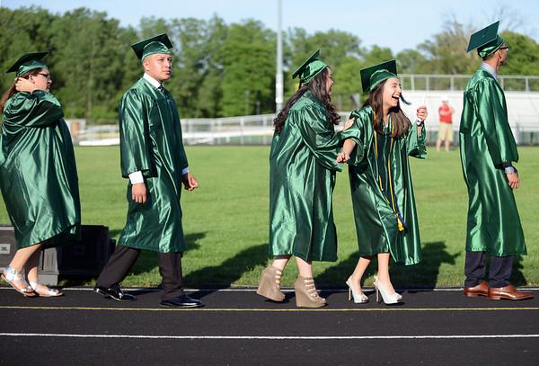 2016 Concord High School Graduation