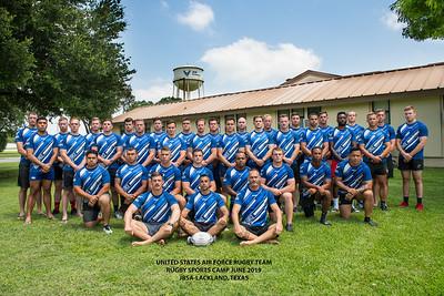 USAF Rugby 2019