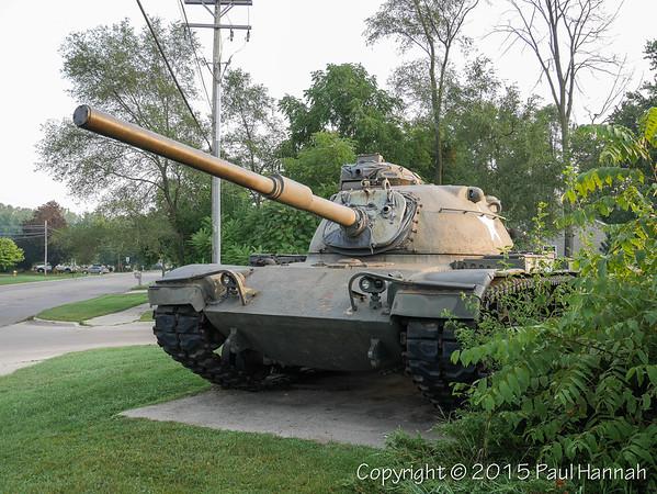 VFW Post 9885 - Westland, MI - M60A0