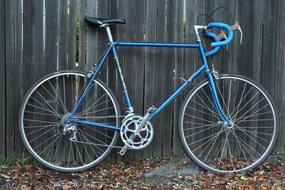 2010-11-24 - Ian's Bike