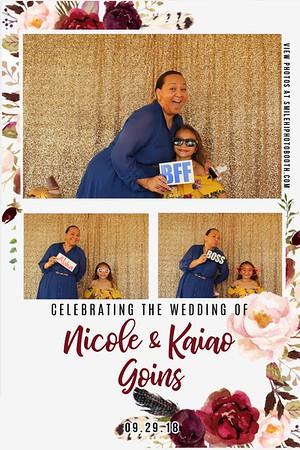 Nicole + Kaiao