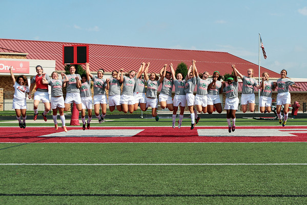 2014 Central Catholic Ladies Soccer