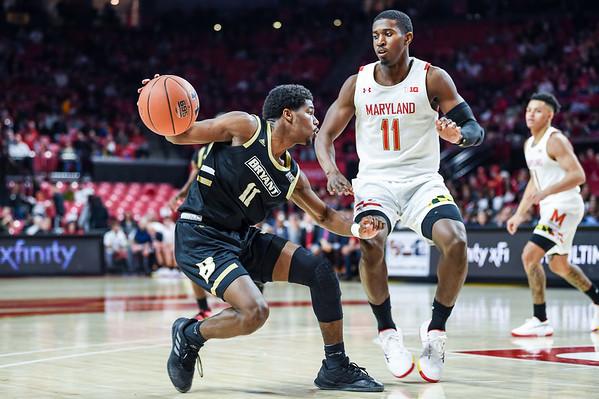 Bryant @ Maryland - Men's Basketball - 12.29.19