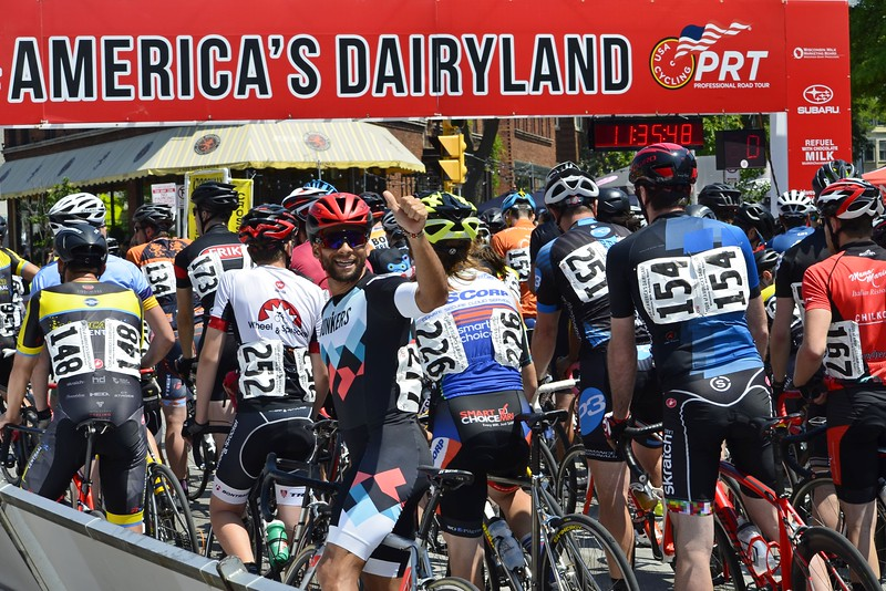 2016 Tour of America's Dairyland, Downer Classic, Milwaukee Wisconsin USA.