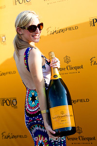 Veuve Clicquot Fashion on the Field 2013