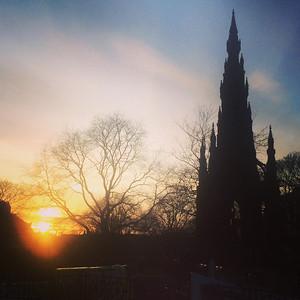Edinburgh, February 2014