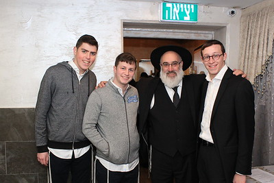 Alumni Reunion in Israel 5778