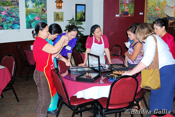 Jewelry Shows at Thai Cuisine