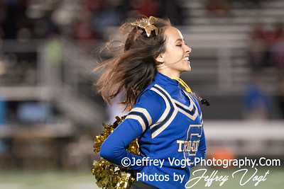 11-03-2017 Gaithersburg HS Varsity Cheerleading and Poms, Photos by Jeffrey Vogt Photography