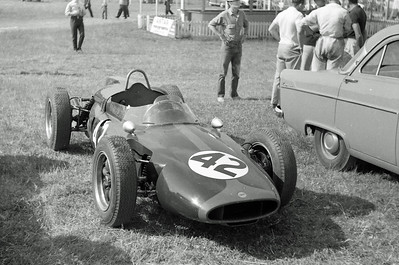 1961 French Grand Prix -- Reims