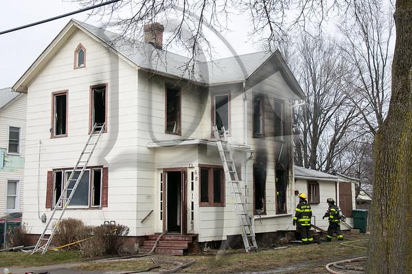 House Fire - Rochester, NY 3/25/13