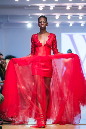 New York Fashion Week SS15- Warda Haute Couture