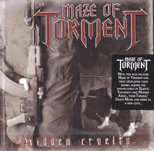 "Maze of Torment - ""Hidden Cruelty"" photo shoot 2007"