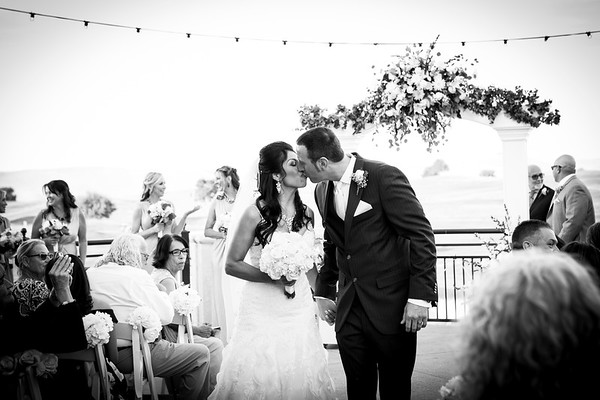 Mercedes and David Wedding / Poppy Ridge